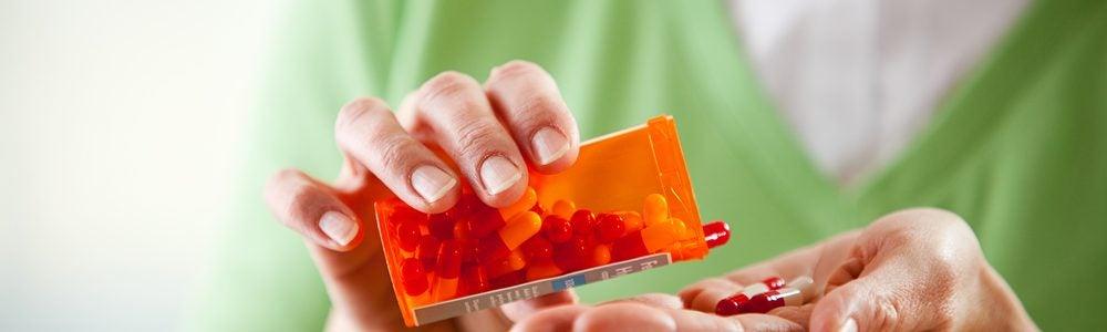 taking antibiotics can change your gut bacteria