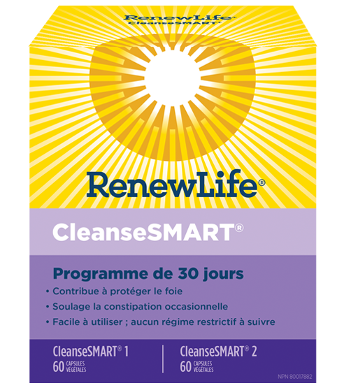 Cleanse SMART French