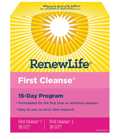 First Cleanse 15-day program