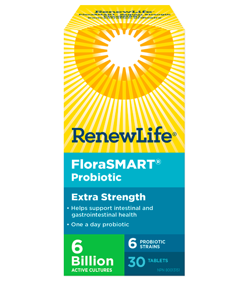 FloraSMART Extra Strength 30