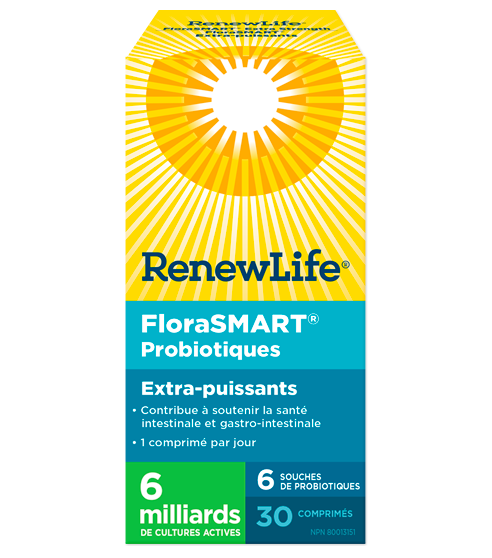 Flora SMART Extra Strength 30