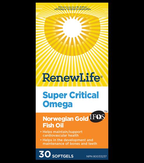 Super Critical Omega 30