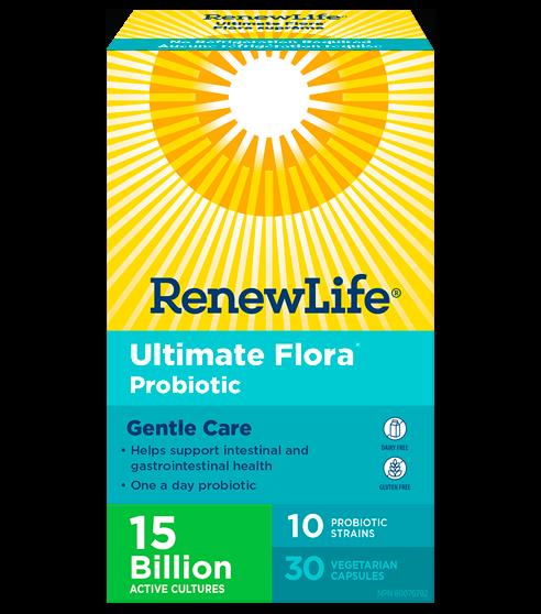 UltimateFloraSS Gentle Care 30, image 1