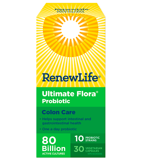 Ultimate Flora Colon Care 30