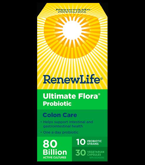Ultimate Flora Colon Care 30, image 1