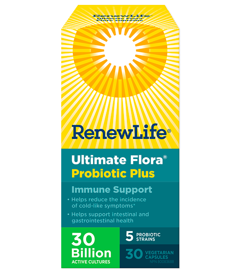 UltimateFlora Immune Support 30