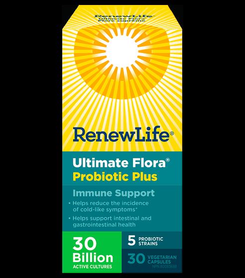UltimateFlora Immune Support 30, image 1