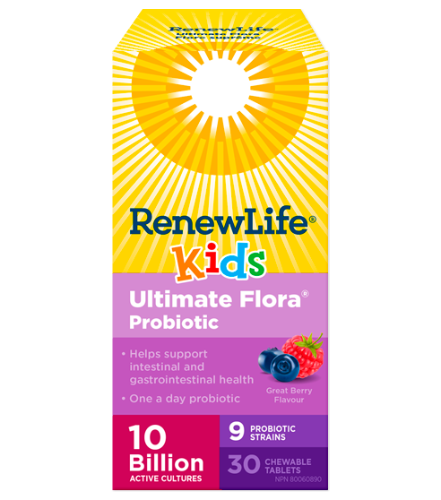 UltimateFlora Kids 30