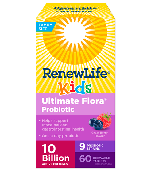 UltimateFlora Kids 60