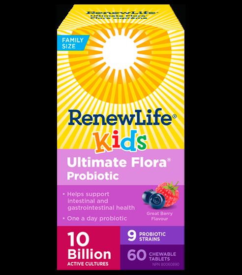 UltimateFlora Kids 60, image 1