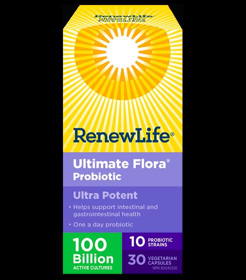 UltimateFlora UltraPotent 30