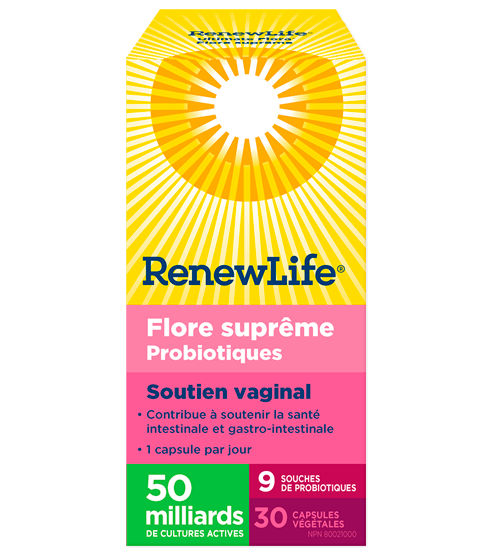 UltimateFlora VS for Women 30