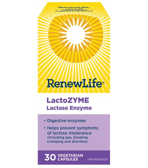 LactoZYME 30 capsules